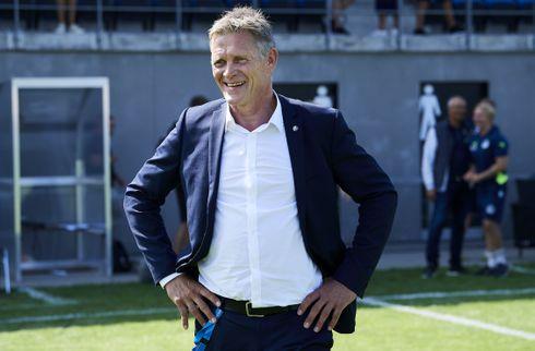 Mogens Krogh bliver U19-træner i Vendsyssel