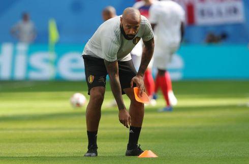 Medier: Thierry Henry nærmer sig Monaco-job