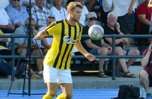 Brønshøj-back søger væk - sigter efter 2. div.