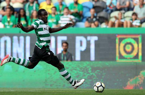 Girona henter ivorianer i Sporting