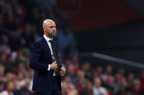 Mellemfornøjet Ajax-chef: Vi mistede kontrol