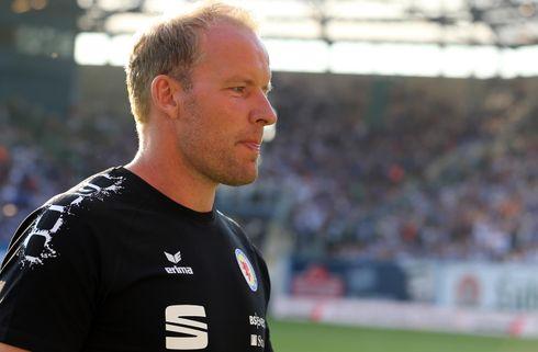 Braunschweig fyrer Henrik Pedersen