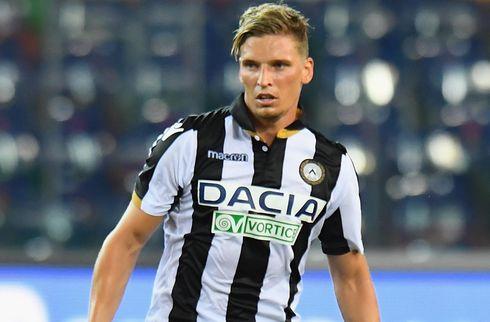 Stryger-assist i Udineses test-sejr