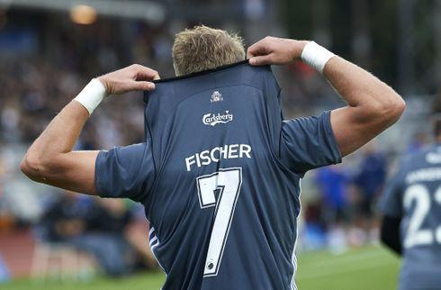 FCK må fortsat undvære Viktor Fischer