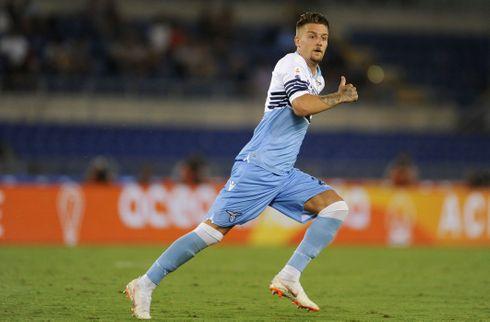 Milinkovic-Savic: Ikke min opgave at score