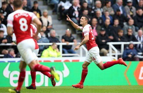 Arsenal har skadet duo tilbage i fuld træning