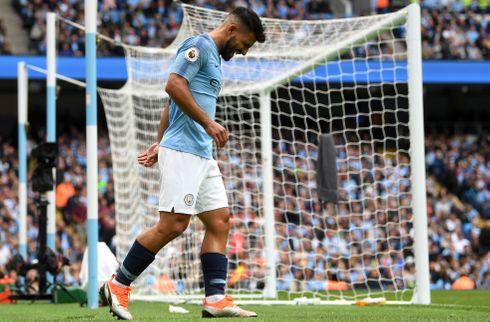 Guardiola: Aguero kunne have spillet færdigt