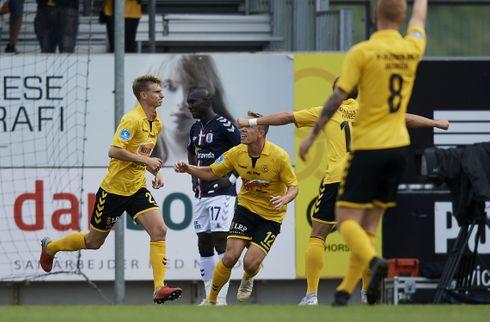 Junker nettede i Horsens-triumf mod AGF