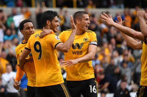 Envejstrafik da Wolves satte Burnley til vægs