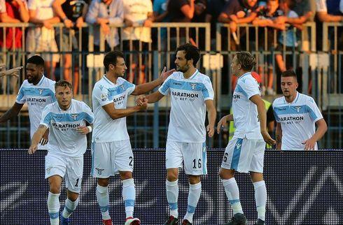 Lazio pligtsejrede mod oprykkerne fra Empoli