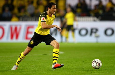 Delaney: Niveauet i Dortmund er sindssygt