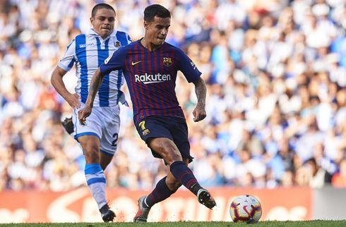 Ubekymret Coutinho: Sæsonen er ung