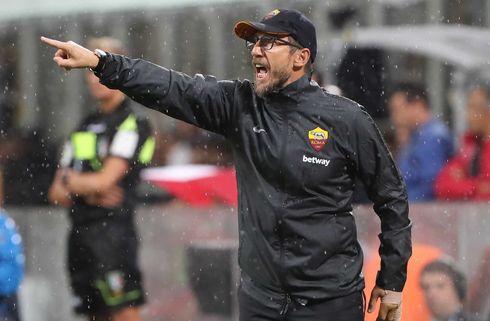 Roma-træner trods sejr: Vi er for sløsede