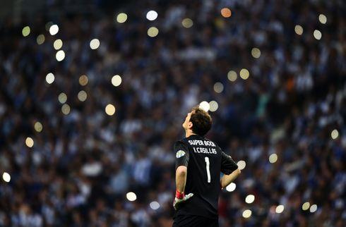 Porto-præsident vil beholde Casillas