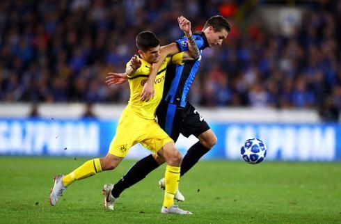 Danskerløse Dortmund sejrede til sidst