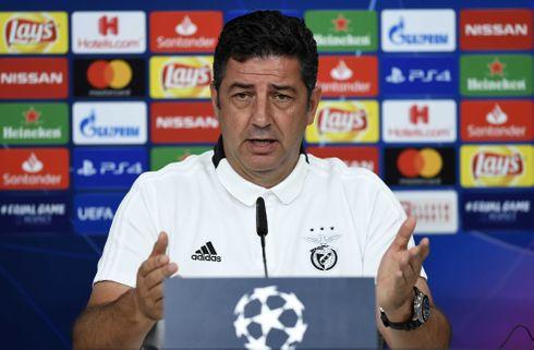 Benfica-mestertræner rykker til Saudi-Arabien