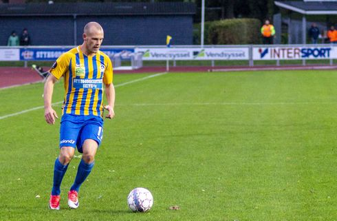 Mikkel Jespersen er årets profil i 2. division