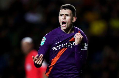 City-talent vil efterligne Silva og Messi