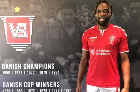 Nathan Oduwa: Jeg valgte Vejle foran QPR