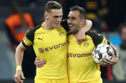 Yderligere tre BVB-profiler misser Spurs-brag