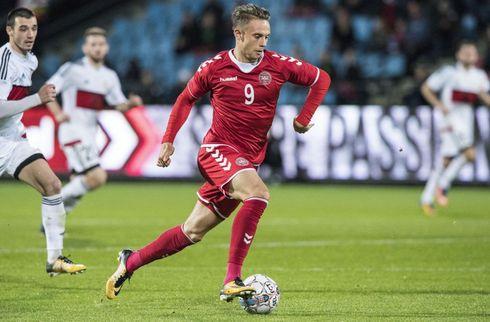 Bundesliga-oprykker køber Marcus Ingvartsen