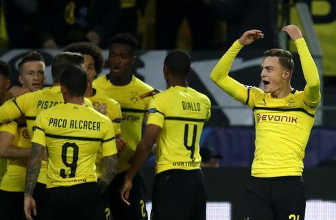 Der Klassiker i toppen af Bundesligaen
