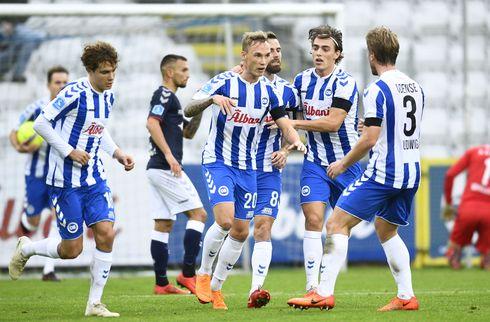 Oliver Lund kan få OB-comeback mod FCK