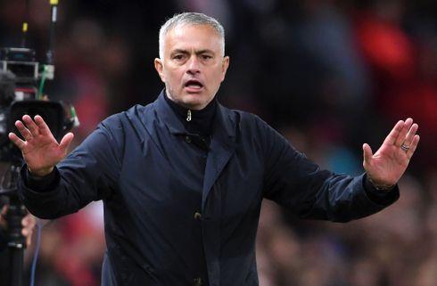 Agent: United er meget glade for Mourinho
