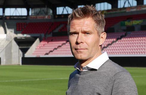 Andersen er stolt af at få chancen i FCM