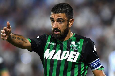 Sassuolo forlænger med klubikon