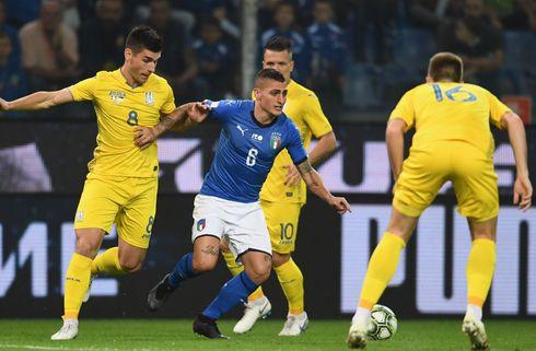 Lyn-modsvar sikrede Ukraine uafgjort i Italien