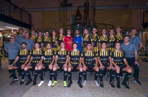 Syv gyldne minutter gav Aarhus F. storsejr