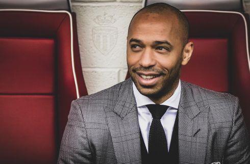 Officielt: Thierry Henry er ny Monaco-træner
