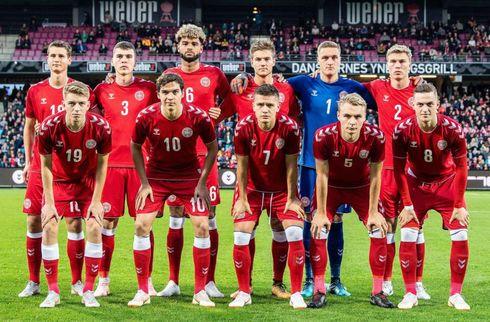 U21-drengene slog Færøerne og er EM-klar