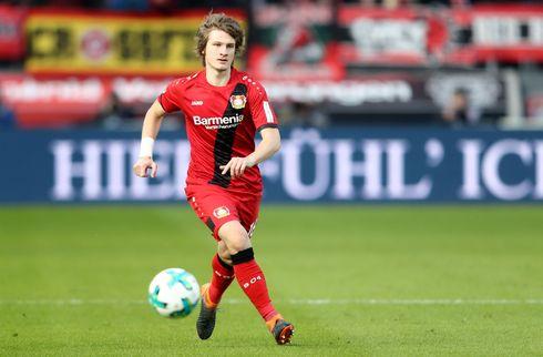 Leverkusen udlejer kroatisk landsholdsspiller