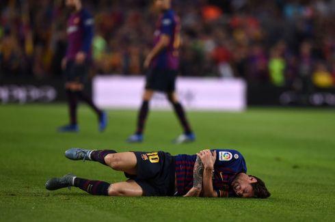 Suarez: Svært for Messi med alle frisparkene