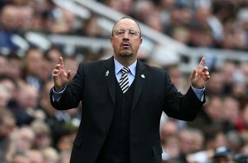 Rygtetid: Benitez overvejer kæmpekontrakt