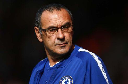 Lunken Sarri: Vi spillede ikke særlig godt