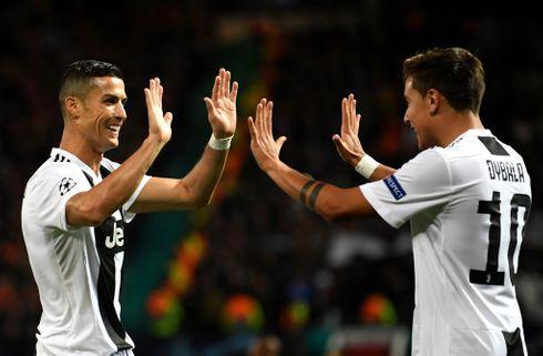 Braga-talent drømmer om Juve og Ronaldo