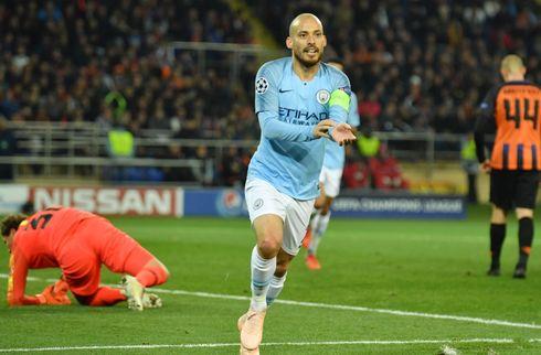Guardiola: Silva blandt de bedste jeg har set