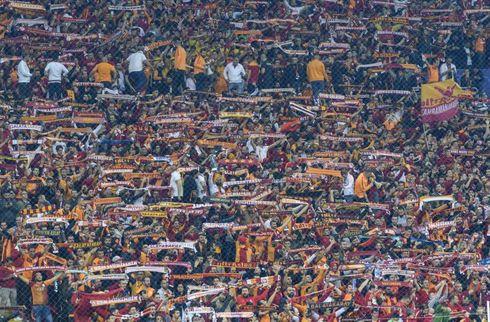 Galatasaray gentog tyrkisk mesterskab