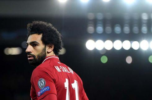 Mohamed Salah er årets spiller i Afrika