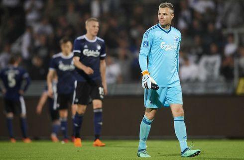 Stephan Andersen ventes ude i et halvt år