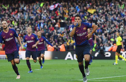 Valverde forventer fit Suarez til derby