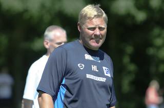 Henrik Larsen fyret i Lyngby