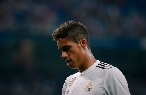 Varane fastslår: Jeg bliver i Real Madrid