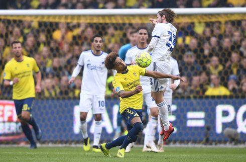 FCK har fået flest frispark - Brøndby færrest