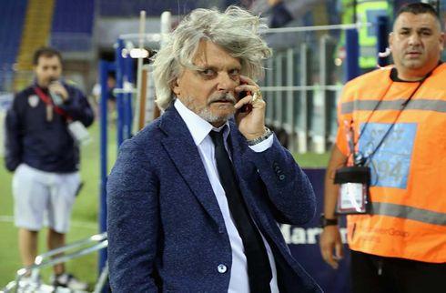 Serie A-ultras: Klubpræsident reddet af politiet