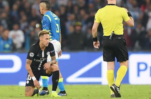 PSG appellerer Neymar-dom
