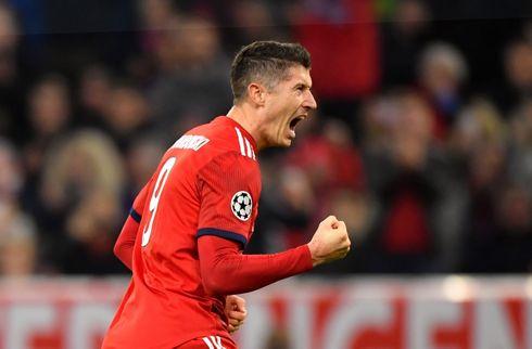 Lewandowski er klar til intens Dortmund-jagt